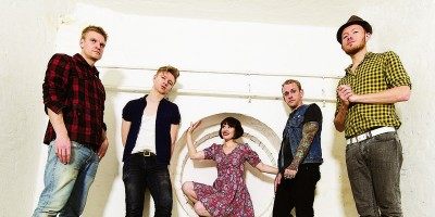Skinny Lister - the band